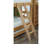 Treppe fest verschraubt oder anstellbar
